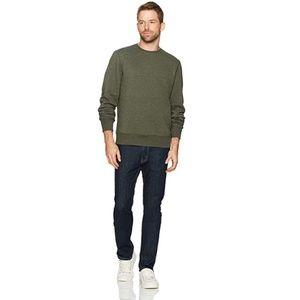 NEW! Men's Crewneck Fleece Sweatshirt
